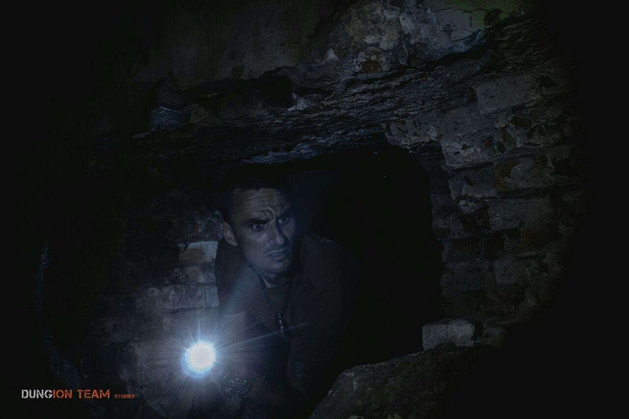 Криворожские исследователи-экстремалы помогают искать старинные купеческие катакомбы в Никополе, - ФОТО, фото-4