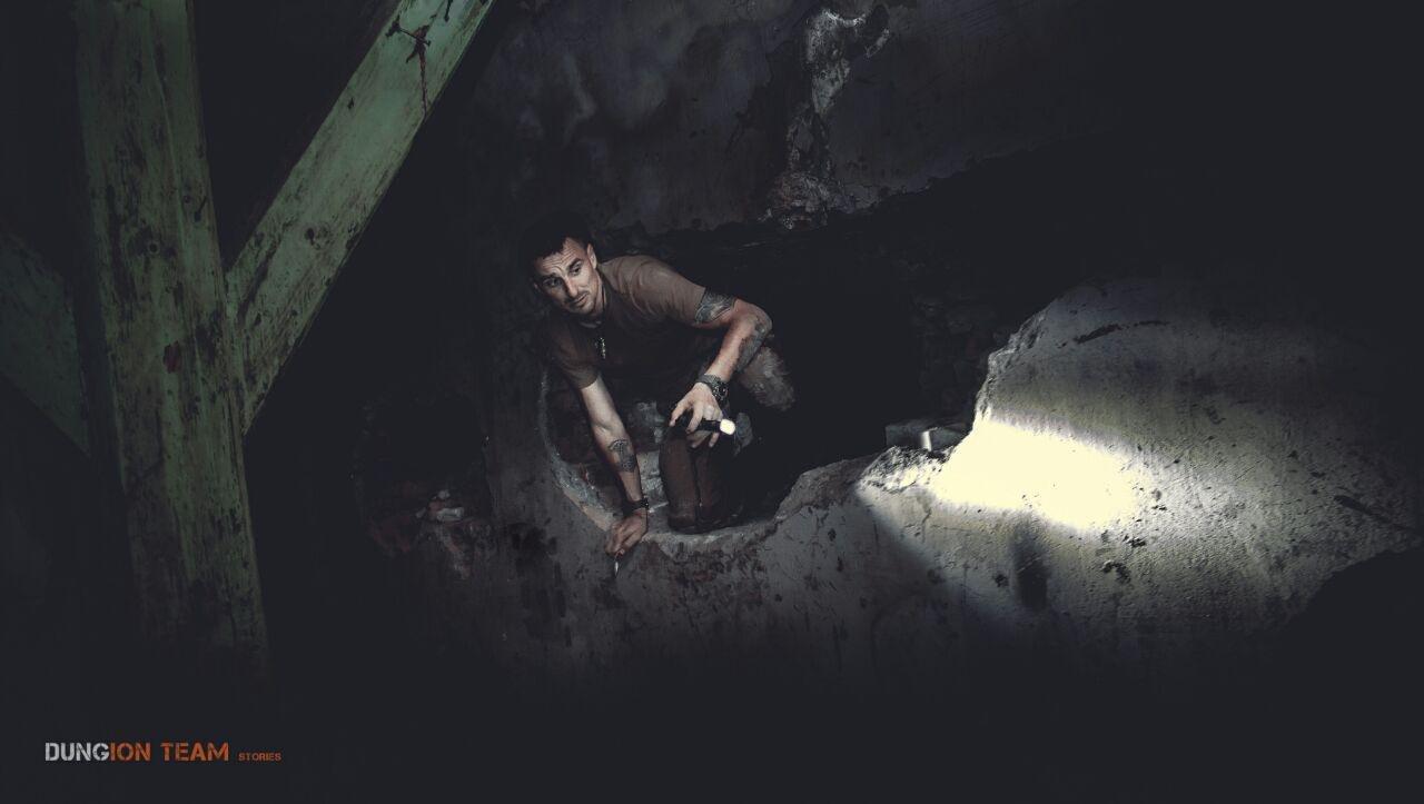 Криворожские исследователи-экстремалы помогают искать старинные купеческие катакомбы в Никополе, - ФОТО, фото-3