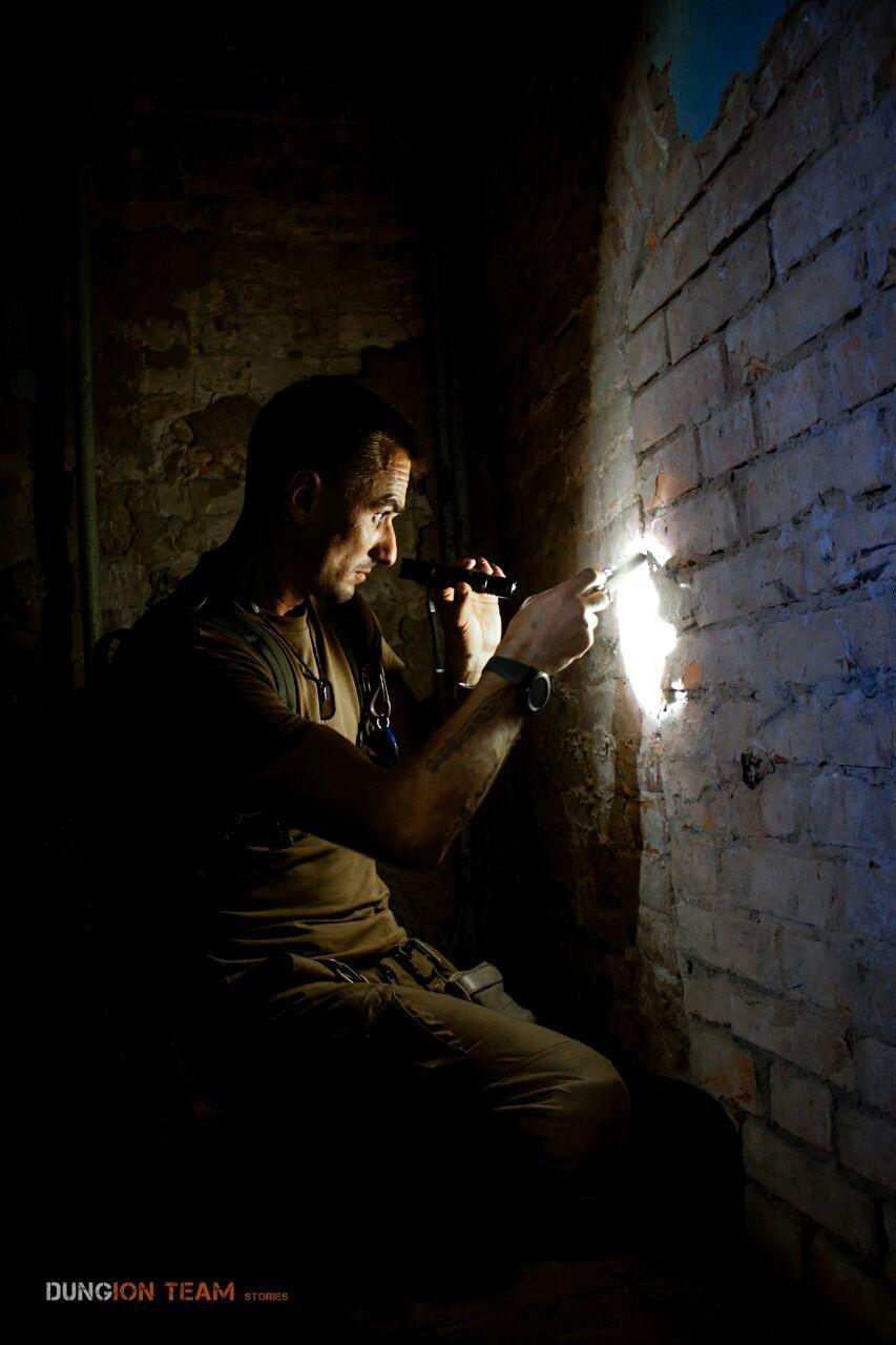 Криворожские исследователи-экстремалы помогают искать старинные купеческие катакомбы в Никополе, - ФОТО, фото-9