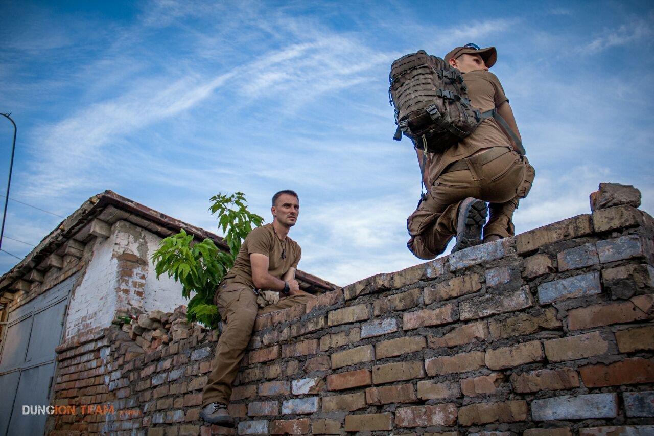 Криворожские исследователи-экстремалы помогают искать старинные купеческие катакомбы в Никополе, - ФОТО, фото-13
