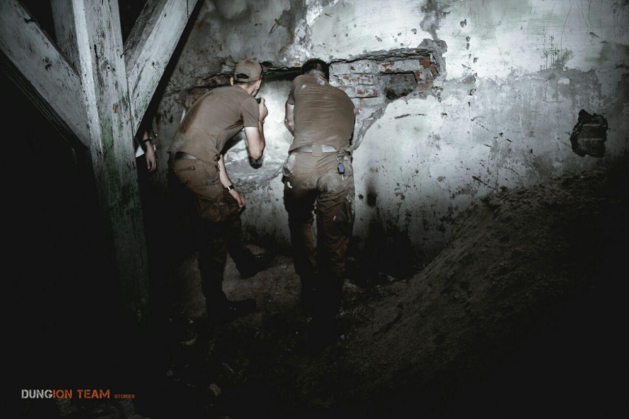 Криворожские исследователи-экстремалы помогают искать старинные купеческие катакомбы в Никополе, - ФОТО, фото-11