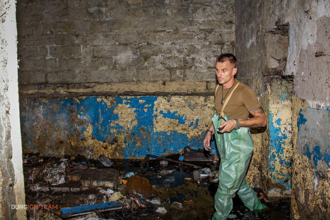 Криворожские исследователи-экстремалы помогают искать старинные купеческие катакомбы в Никополе, - ФОТО, фото-15