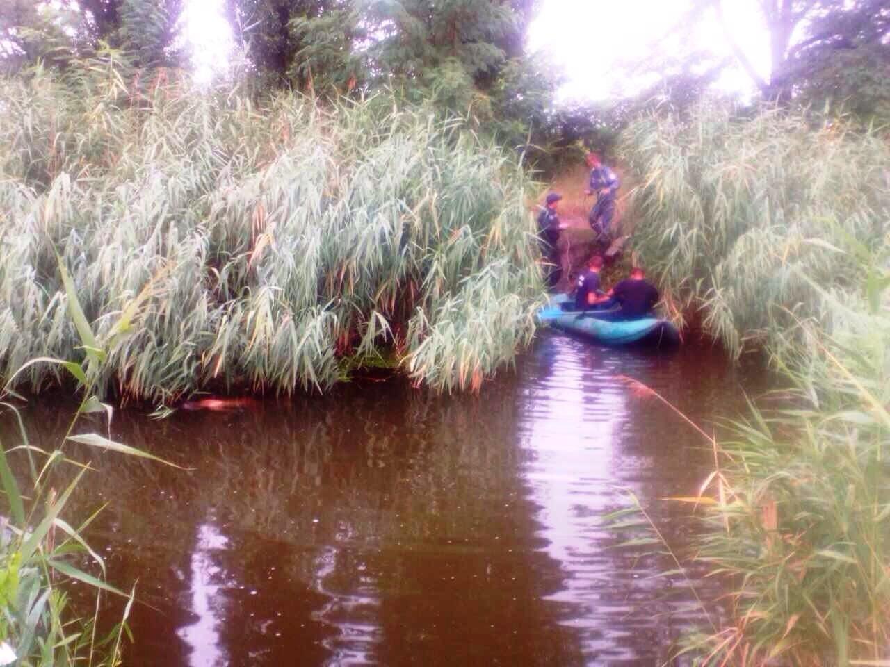 Под Кривым Рогом спасатели достали из водоема труп мужчины, - ФОТО, фото-2