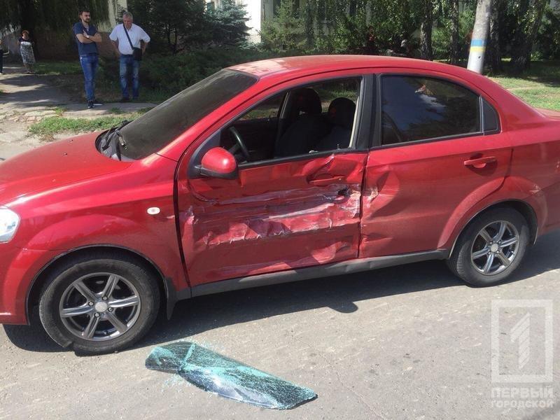 В Кривом Роге женщина и двое детей пострадали в ДТП, - ФОТО, фото-2