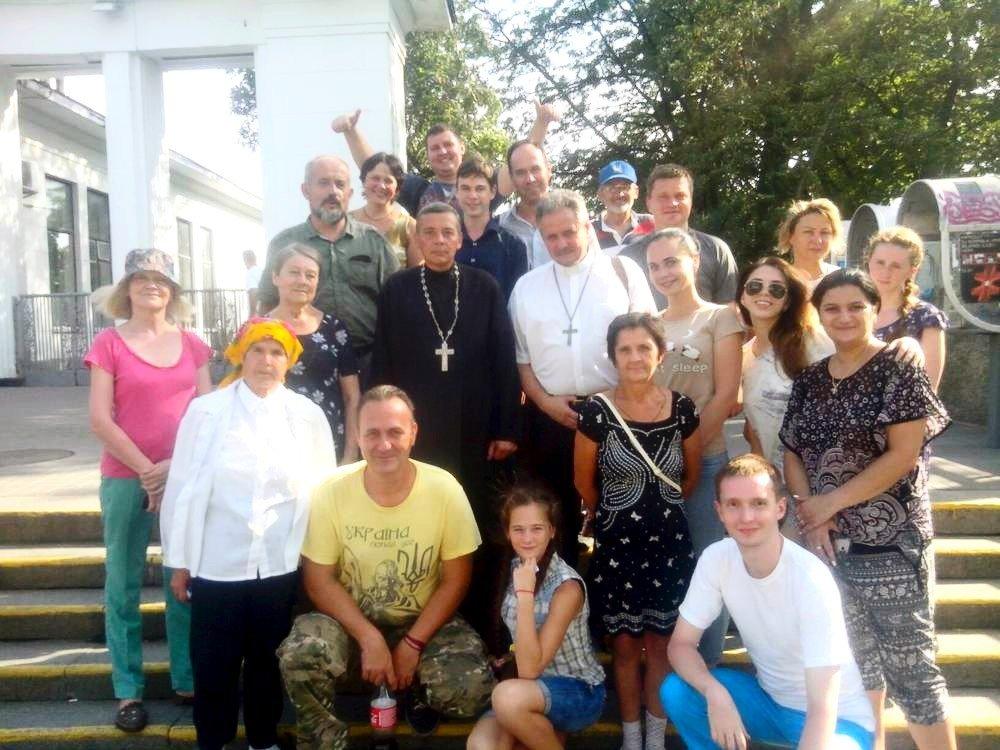 Криворожане приняли участие в крестном ходе УПЦ КП к 1030-летию крещения Руси-Украины, - ФОТО, фото-26