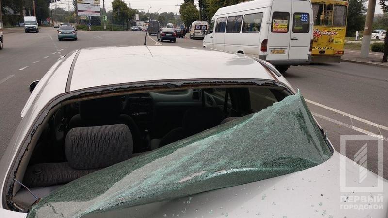 В тройном ДТП в Кривом Роге пострадали шестеро, - ФОТО, фото-3