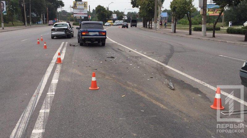В тройном ДТП в Кривом Роге пострадали шестеро, - ФОТО, фото-5