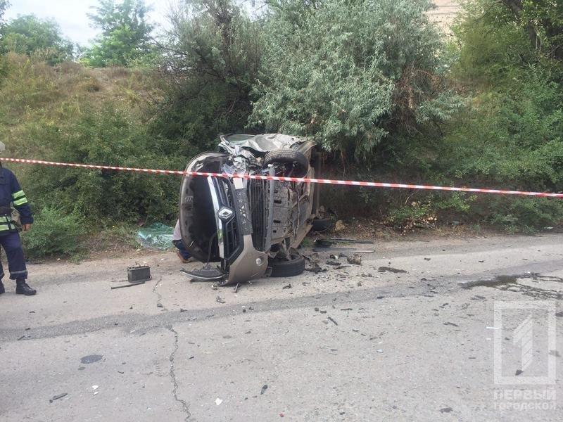 """В Кривом Роге в результате лобового столкновения """"Hyundai"""" и """"Renault""""  пострадали два человека, - ФОТО 18+, фото-6"""
