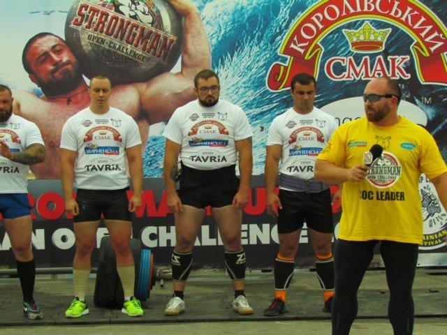 Криворожский силач принял участие в соревнованиях стронгменов, - ФОТО, фото-15