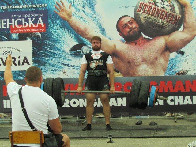 Криворожский силач принял участие в соревнованиях стронгменов, - ФОТО, фото-13