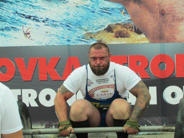Криворожский силач принял участие в соревнованиях стронгменов, - ФОТО, фото-14