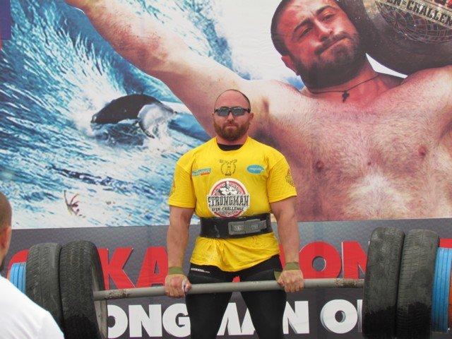 Криворожский силач принял участие в соревнованиях стронгменов, - ФОТО, фото-12