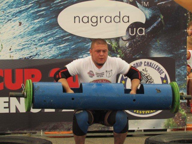Криворожский силач принял участие в соревнованиях стронгменов, - ФОТО, фото-11