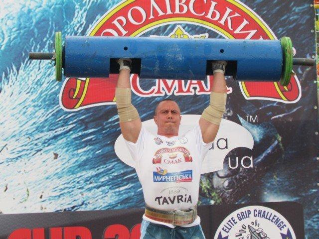 Криворожский силач принял участие в соревнованиях стронгменов, - ФОТО, фото-10