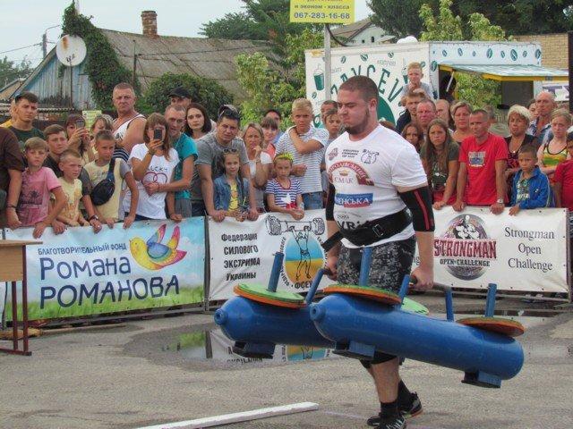 Криворожский силач принял участие в соревнованиях стронгменов, - ФОТО, фото-8