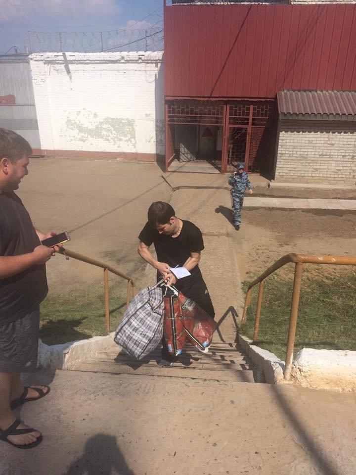 """""""Узник Кремля"""" или """"агент российских спецслужб""""? В Украине остались вопросы к освобожденному из колонии в РФ экс-криворожанину - ФОТО, ВИДЕО, фото-2"""