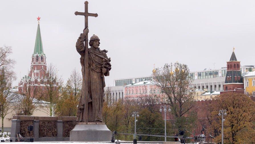 Установленный в Кривом Роге памятник Владимиру Великому станет самым высоким в Украине, - ФОТО, фото-12
