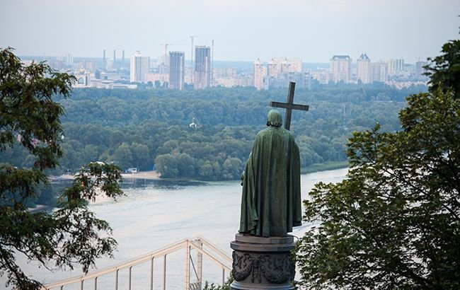 Установленный в Кривом Роге памятник Владимиру Великому станет самым высоким в Украине, - ФОТО, фото-1