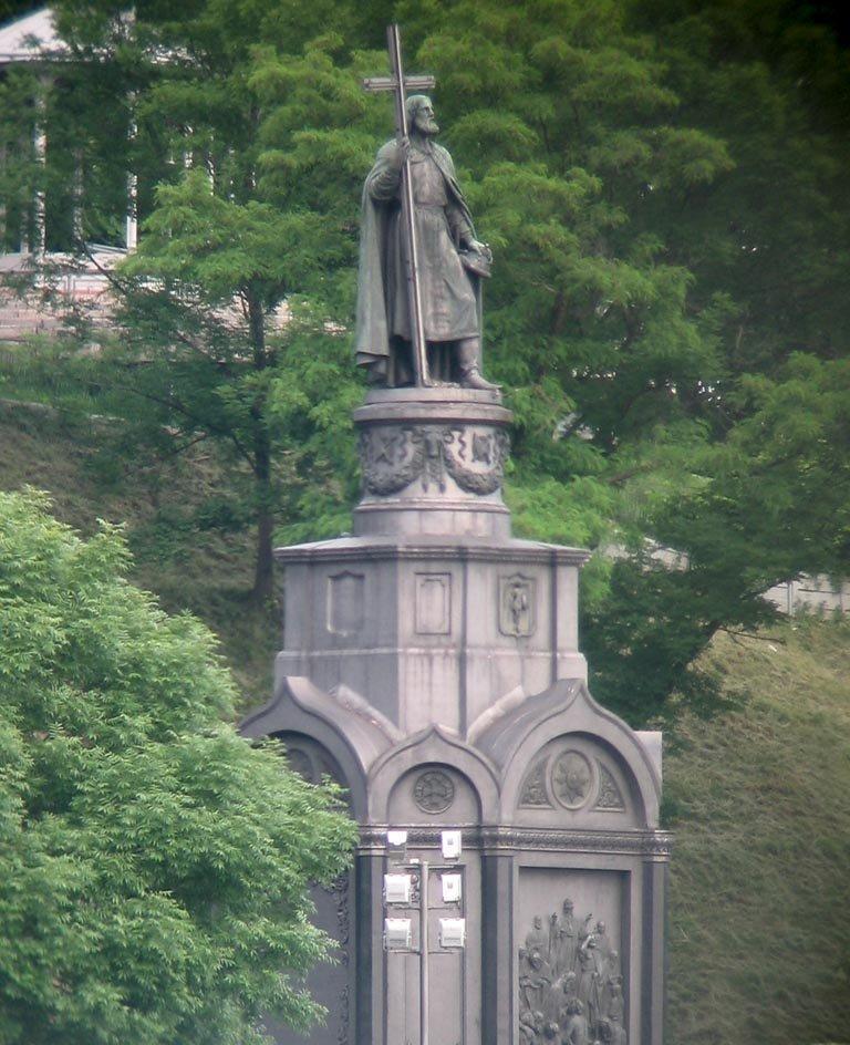 Установленный в Кривом Роге памятник Владимиру Великому станет самым высоким в Украине, - ФОТО, фото-2