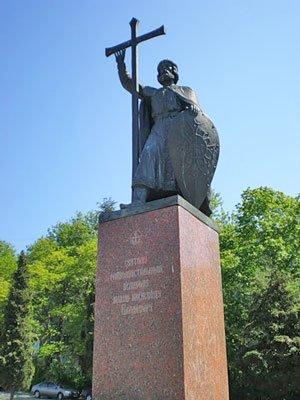 Установленный в Кривом Роге памятник Владимиру Великому станет самым высоким в Украине, - ФОТО, фото-9
