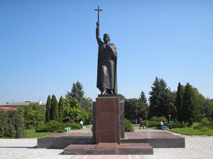 Установленный в Кривом Роге памятник Владимиру Великому станет самым высоким в Украине, - ФОТО, фото-10