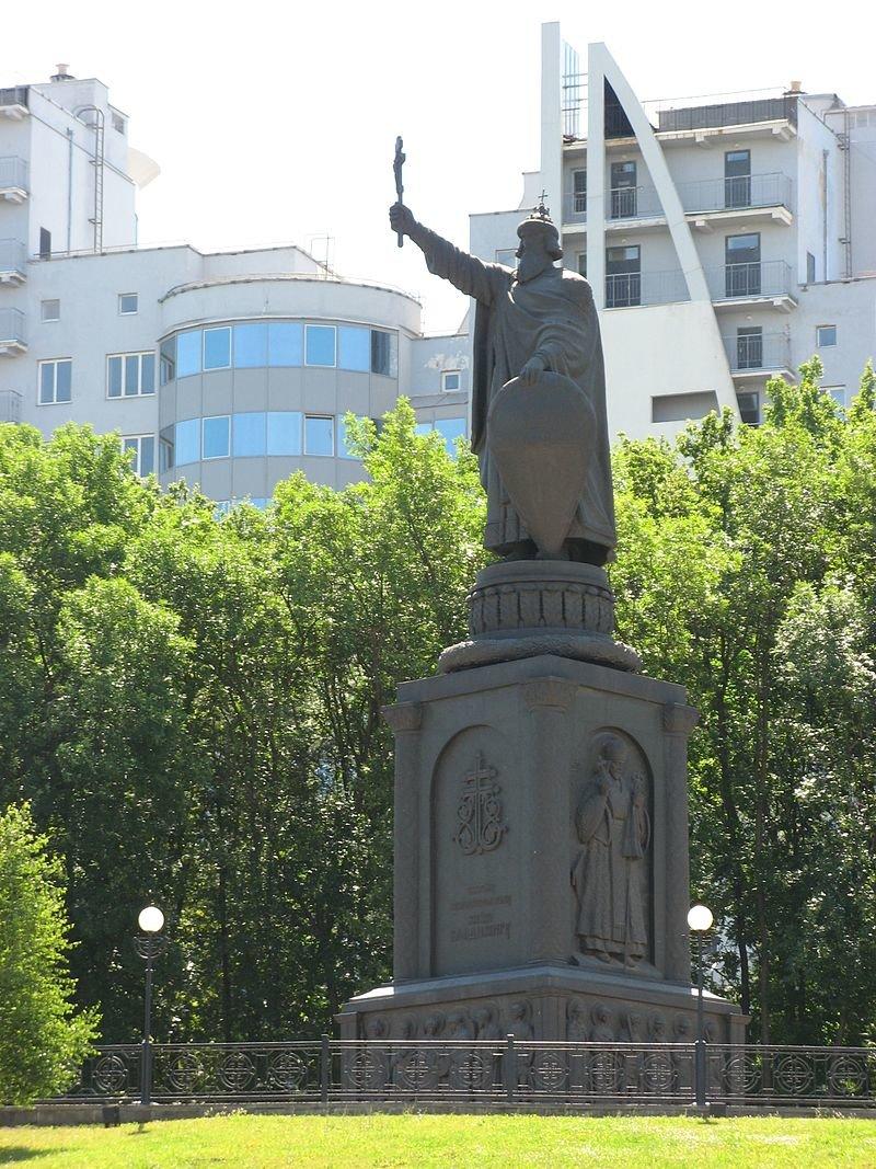 Установленный в Кривом Роге памятник Владимиру Великому станет самым высоким в Украине, - ФОТО, фото-13