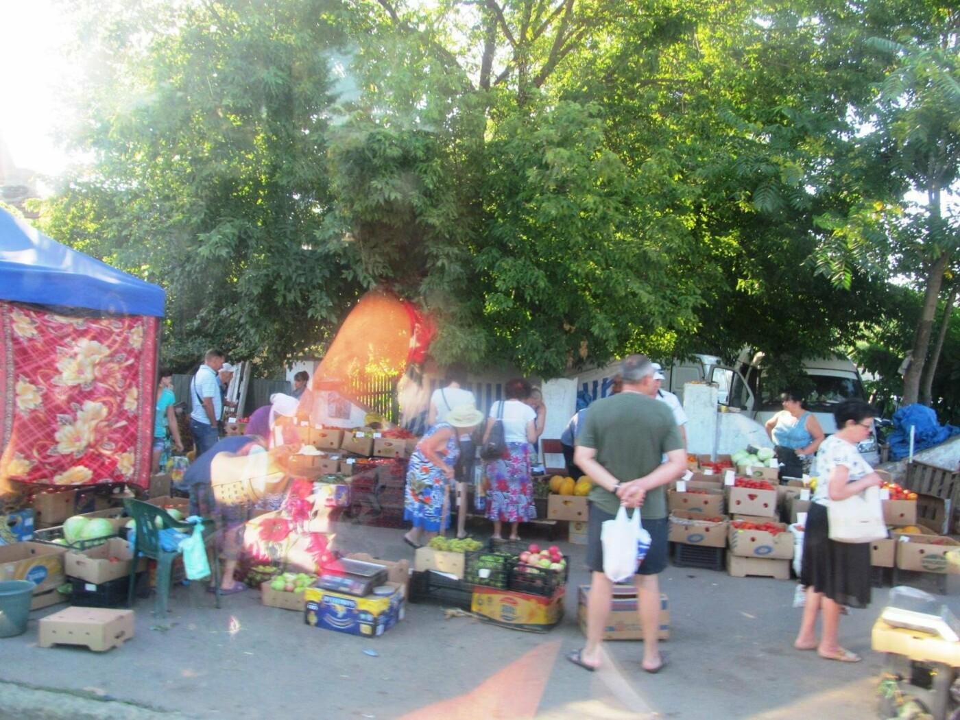 Базар-вокзал в Кривом Роге: Горожане предложили упорядочить стихийный рынок на Долгинцево, - ФОТО, фото-10