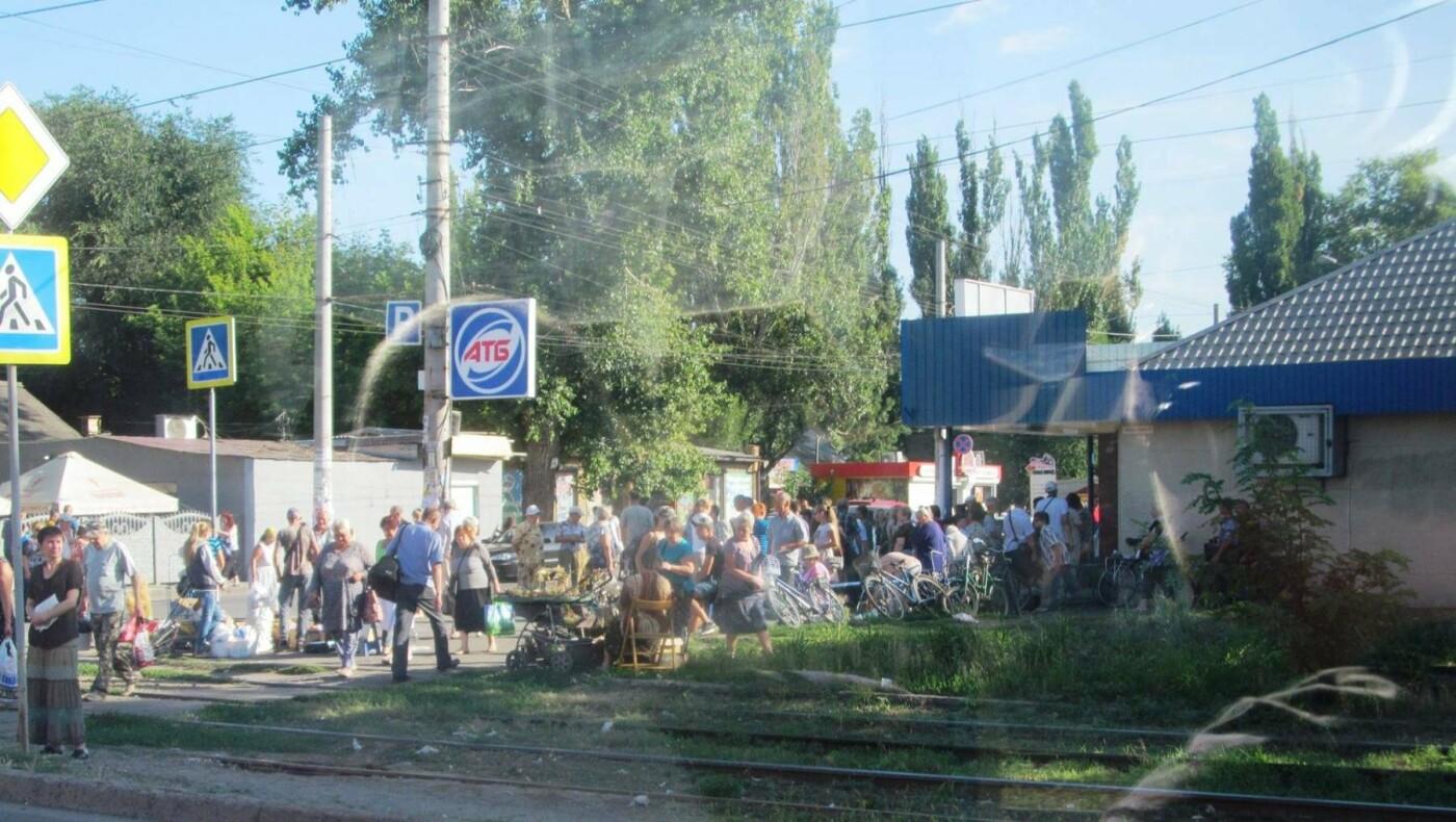 Базар-вокзал в Кривом Роге: Горожане предложили упорядочить стихийный рынок на Долгинцево, - ФОТО, фото-6