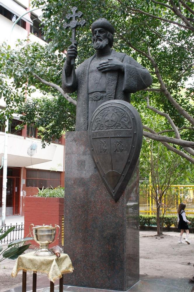 Установленный в Кривом Роге памятник Владимиру Великому станет самым высоким в Украине, - ФОТО, фото-15