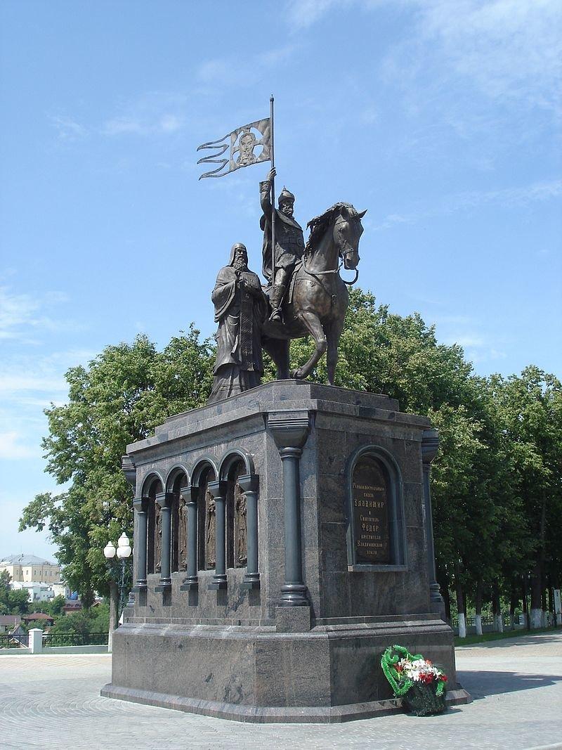 Установленный в Кривом Роге памятник Владимиру Великому станет самым высоким в Украине, - ФОТО, фото-14