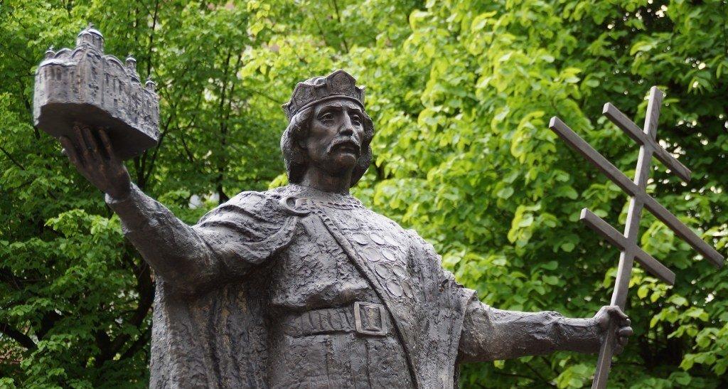 Установленный в Кривом Роге памятник Владимиру Великому станет самым высоким в Украине, - ФОТО, фото-19