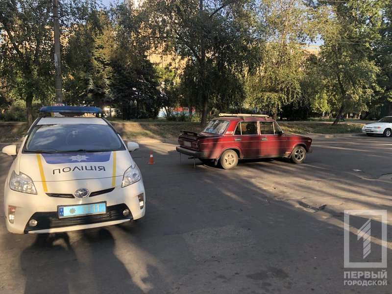 В Кривом Роге ребенок, перебегавший дорогу, угодил под колеса автомобиля, - ФОТО, фото-2