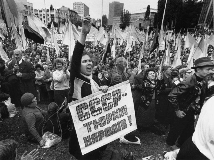 Провозглашение независимости, рождение гривны, Революция Достоинства: что криворожане знают о 27 годах независимой Украины, - ВИДЕО , фото-17