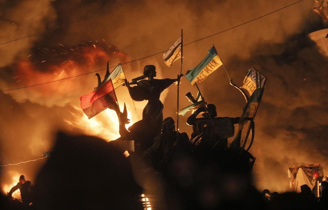 Провозглашение независимости, рождение гривны, Революция Достоинства: что криворожане знают о 27 годах независимой Украины, - ВИДЕО , фото-9
