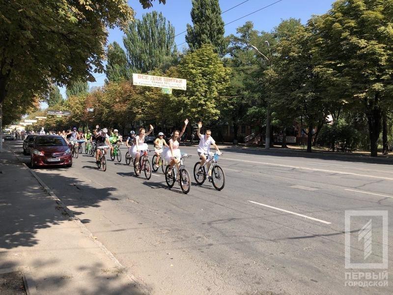 В Кривом Роге сыграли свадьбу на колесах, - ФОТО, фото-4