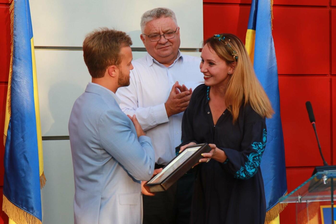 Малиновое настроение: нардеп Усов открыл после реконструкции школу № 66 в Кривом Роге, фото-1