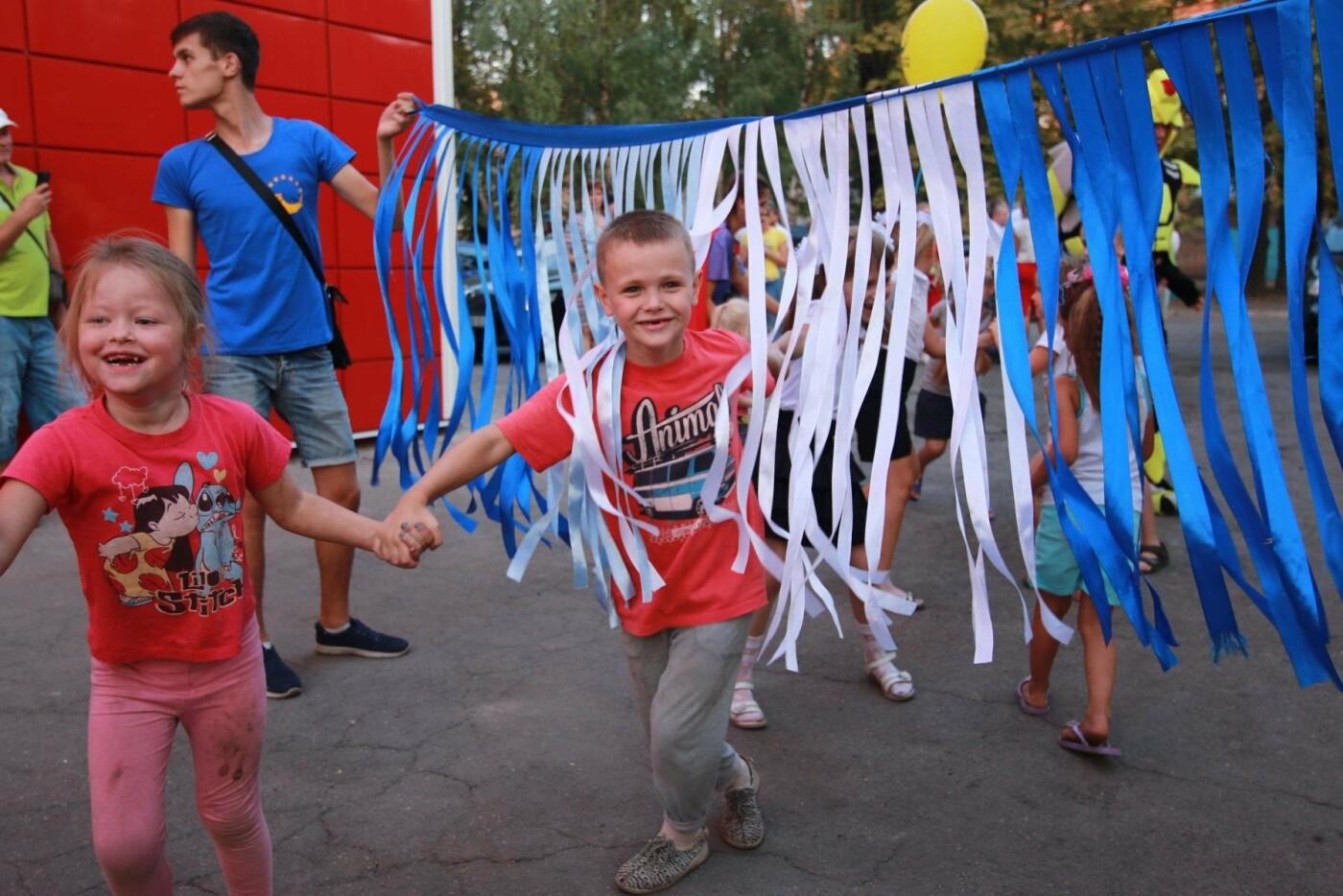 Малиновое настроение: нардеп Усов открыл после реконструкции школу № 66 в Кривом Роге, фото-4
