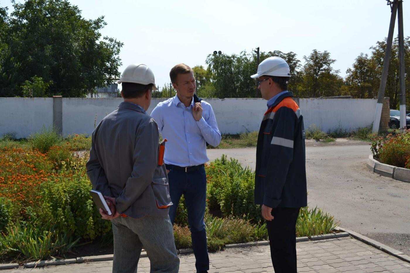 Что надо менять? - работники криворожского завода Steel Work получили ответ от Сергея Таруты, фото-12