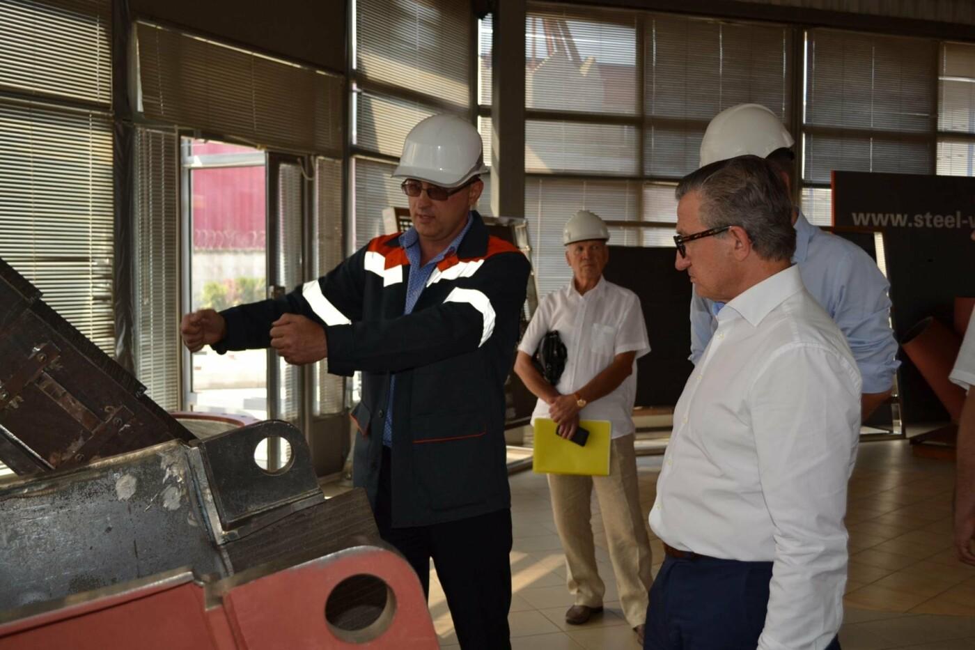 Что надо менять? - работники криворожского завода Steel Work получили ответ от Сергея Таруты, фото-7