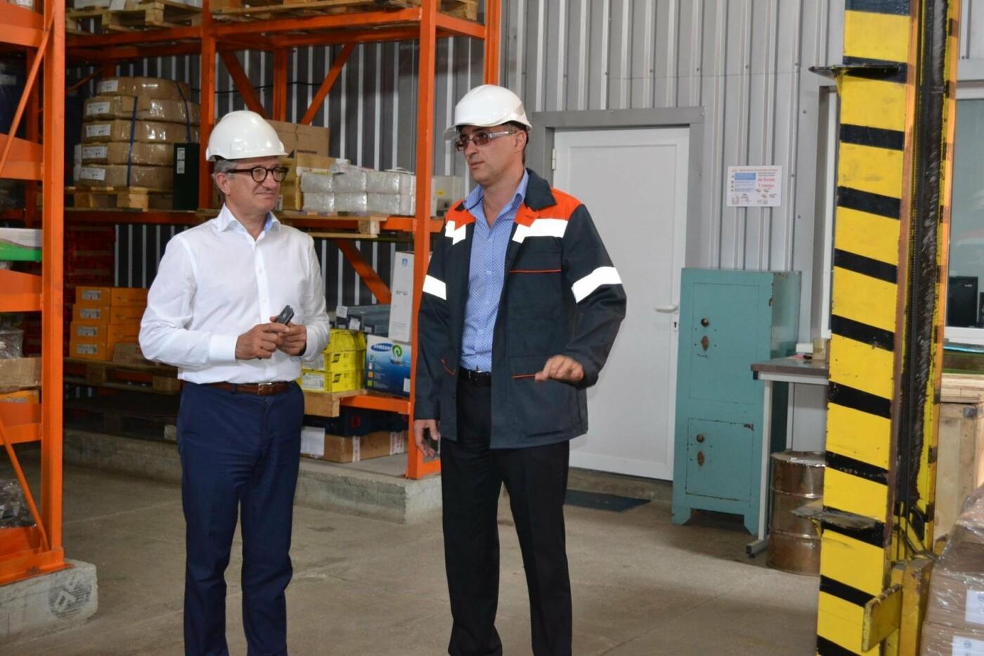 Что надо менять? - работники криворожского завода Steel Work получили ответ от Сергея Таруты, фото-11