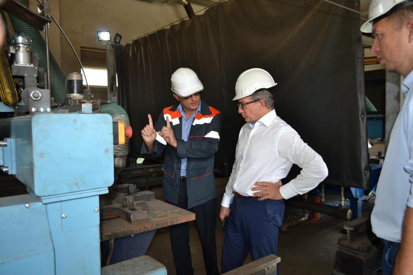 Что надо менять? - работники криворожского завода Steel Work получили ответ от Сергея Таруты, фото-4