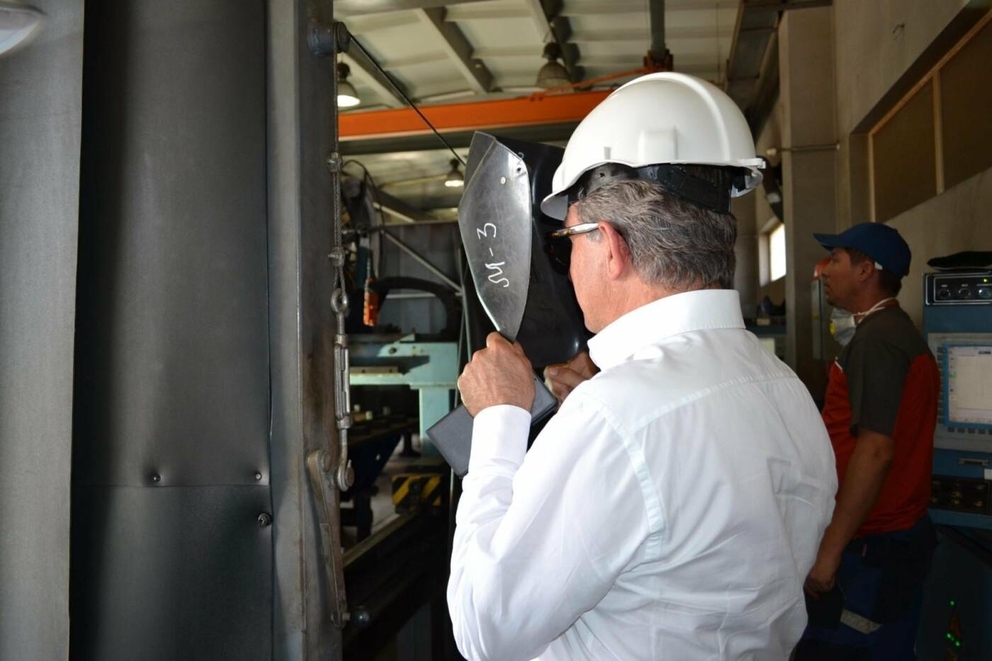 Что надо менять? - работники криворожского завода Steel Work получили ответ от Сергея Таруты, фото-3