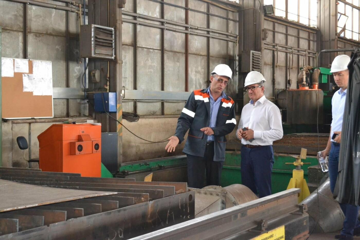 Что надо менять? - работники криворожского завода Steel Work получили ответ от Сергея Таруты, фото-10
