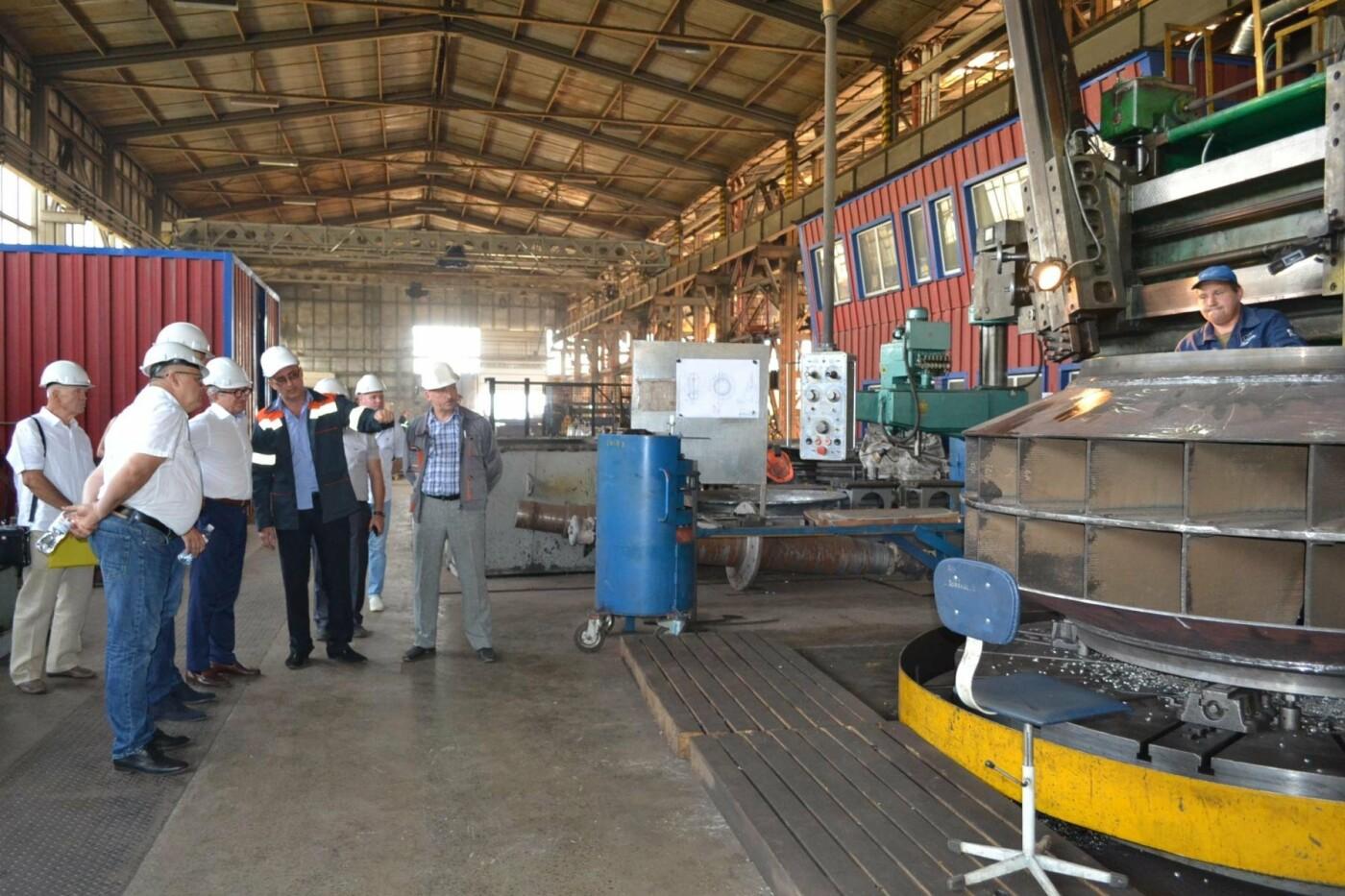Что надо менять? - работники криворожского завода Steel Work получили ответ от Сергея Таруты, фото-13