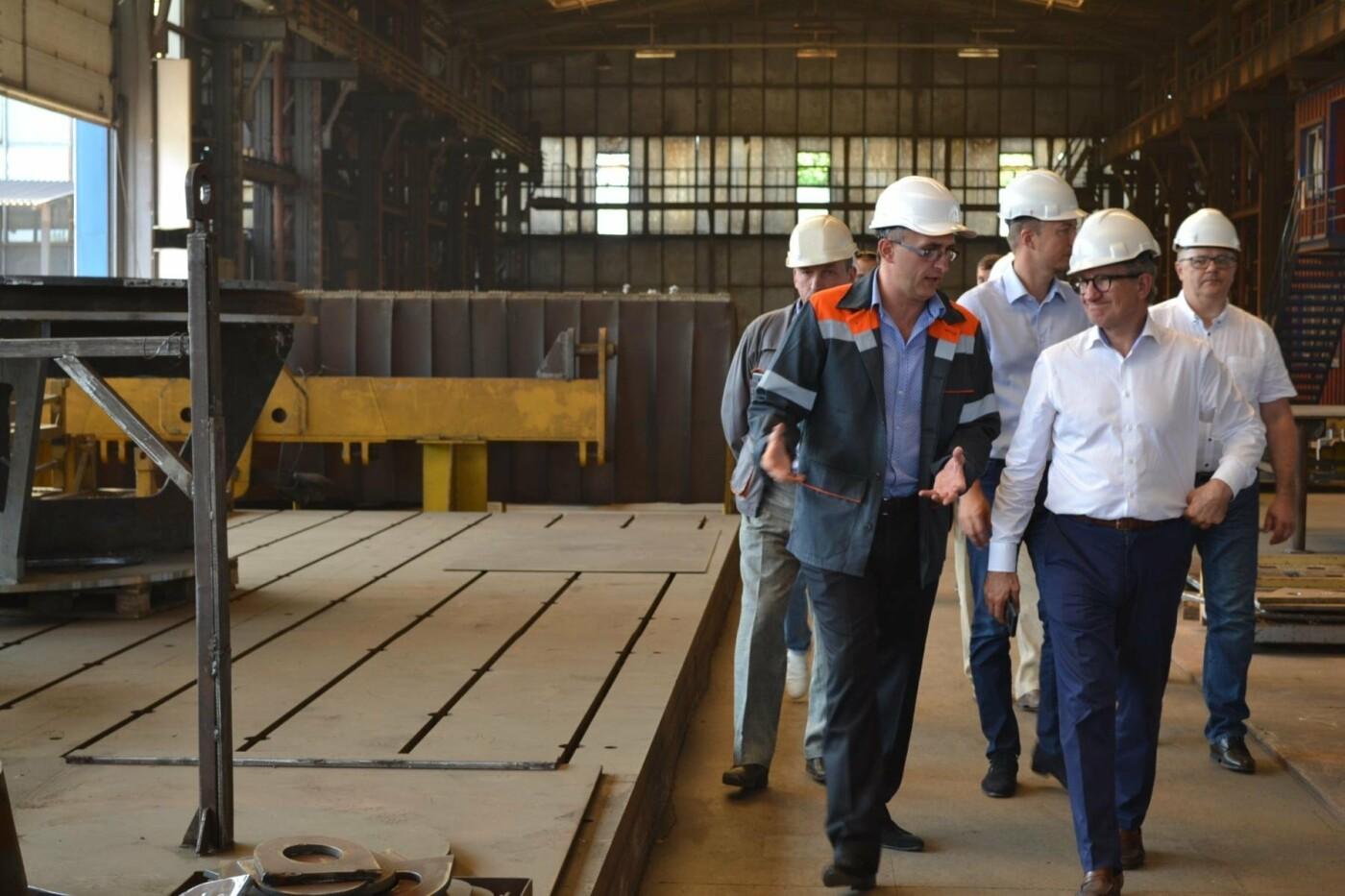 Что надо менять? - работники криворожского завода Steel Work получили ответ от Сергея Таруты, фото-5