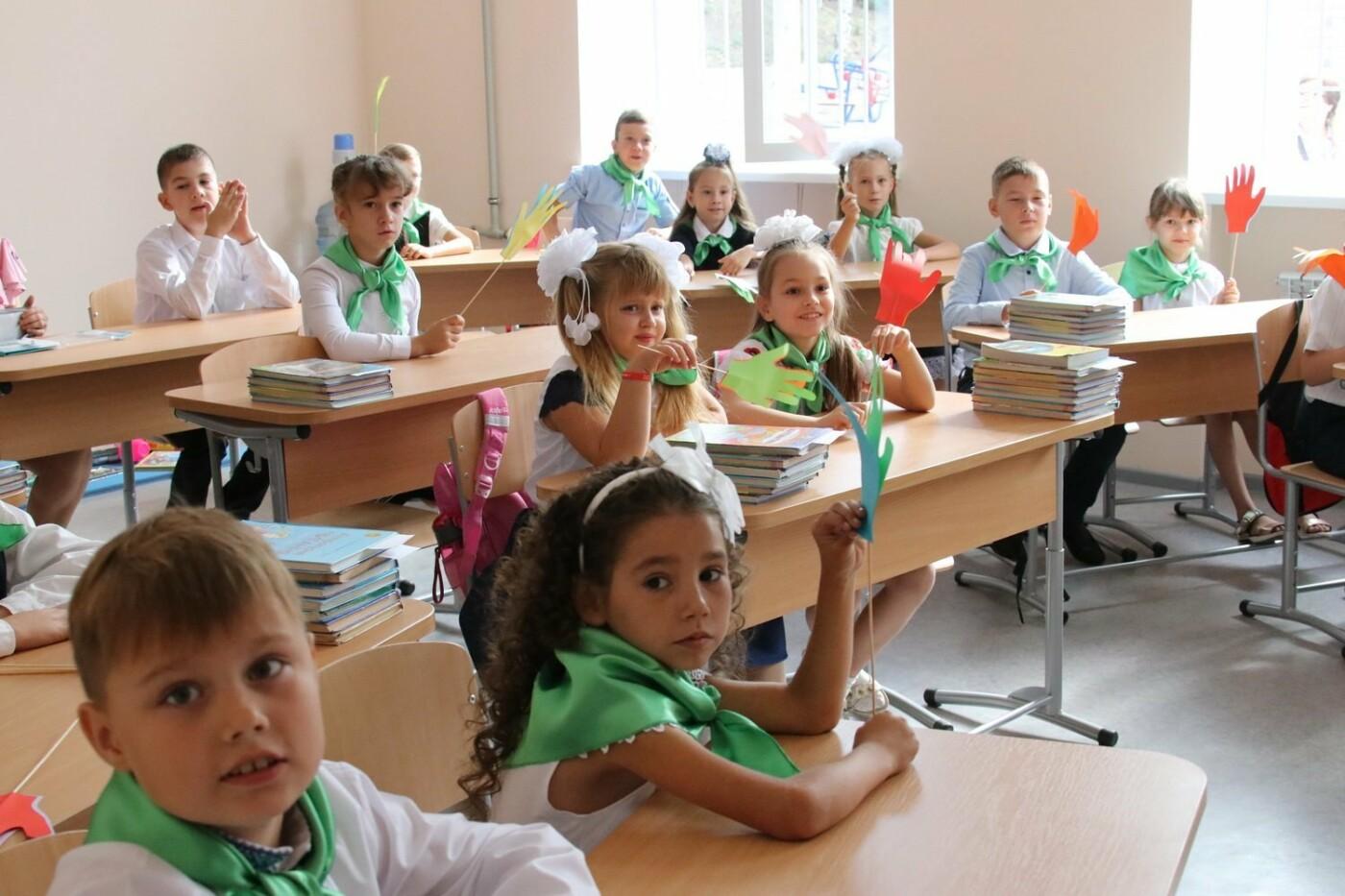В Кривом Роге капитально отремонтировали новый учебно-воспитательный комплекс, - ФОТО , фото-3