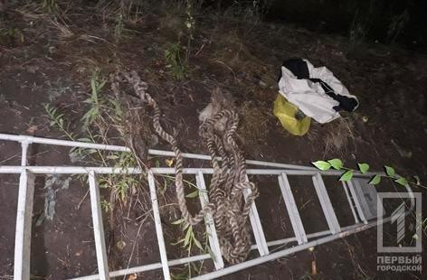 При попытке украсть кабель, криворожанина убило на месте, - ФОТО 18+ , фото-3