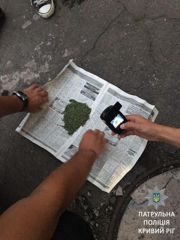 """""""Сдали нервы"""": криворожанин при общении с полицией признался в нарушении закона, - ФОТО , фото-3"""