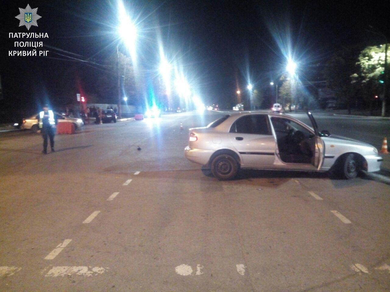 """В Кривом Роге в результате ДТП пострадал водитель Daewoo, который был """"под кайфом"""", - ФОТО, фото-3"""