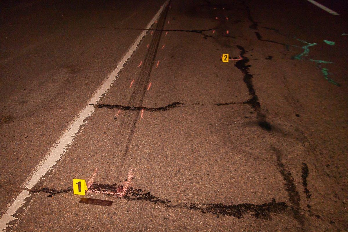 Смертельное ДТП на Криворожской трассе: водитель грузовика попал под колеса такси, - ФОТО , фото-5